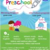Registration of Pre-School