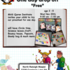 Pre-School program at the Masjid invites your 3-5 year old  for one day